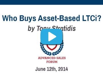 Who Buys Asset-Based LTCi?